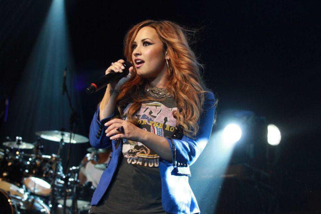 Meet & Greet de Demi Lovato em SP esgota em poucas horas